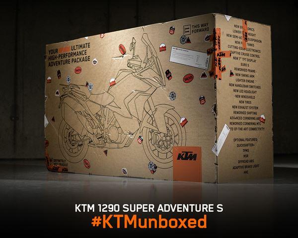 24.03.2021 – 27.03.2021: UNBOX YOUR NEXT ADVENTURE – KTM 1290 SUPER ADVENTURE S